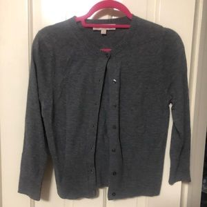 Ann Taylor loft light sweater Sz S